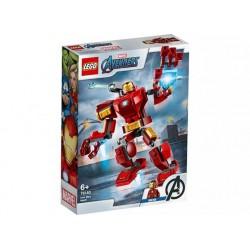 Robor IRON MAN LEGO Marvel Avengers