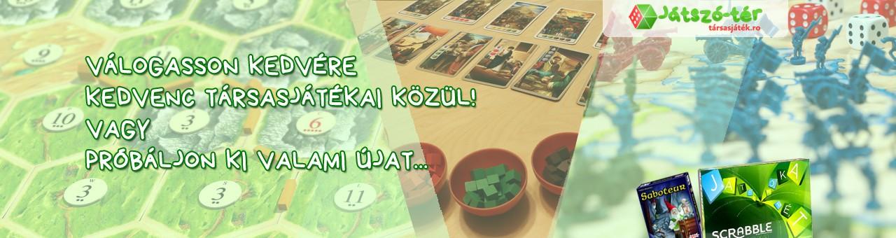 tarsasjatek.ro | társasjáték webshop